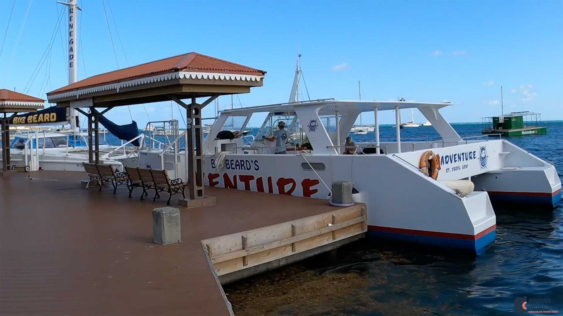 The Adventure Catamaran, St. Croix
