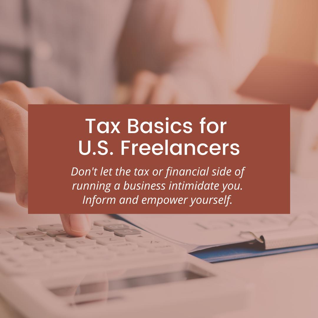 tax basics for united states freelancers