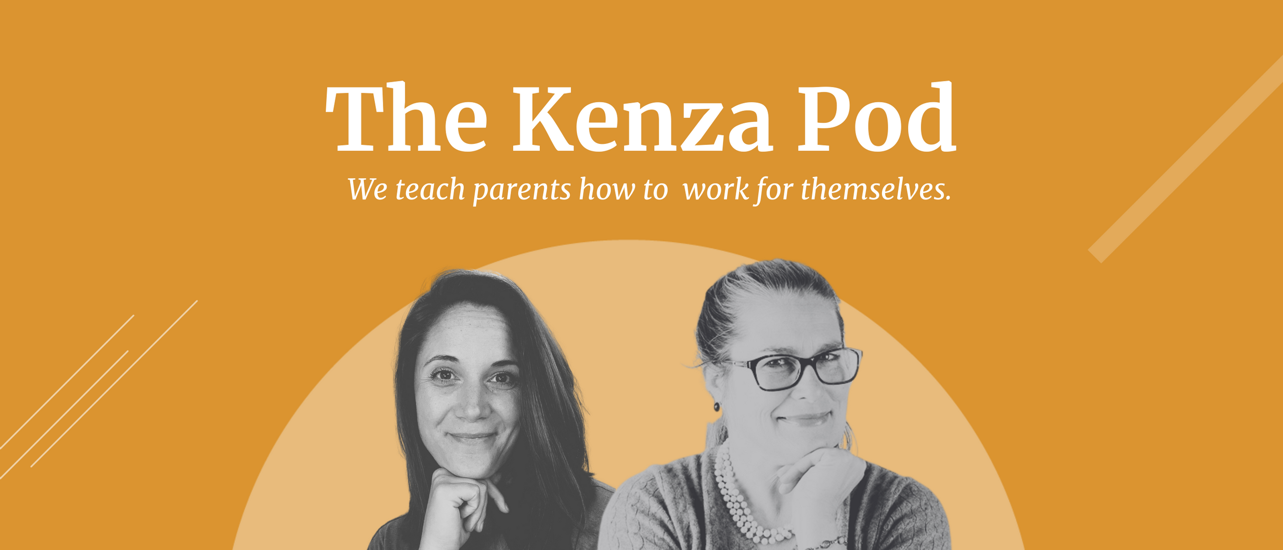 the kenza pod by kenza collective