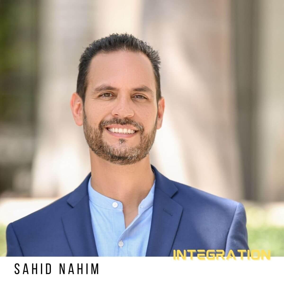 EMC Speaker - Sahid Nahim