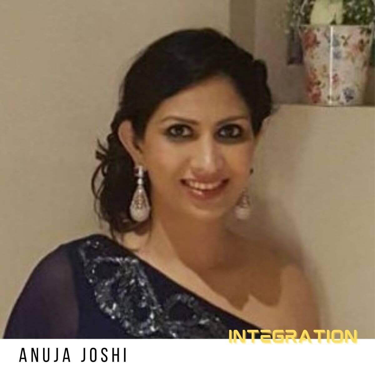 EMC Speaker - Anuja Joshi