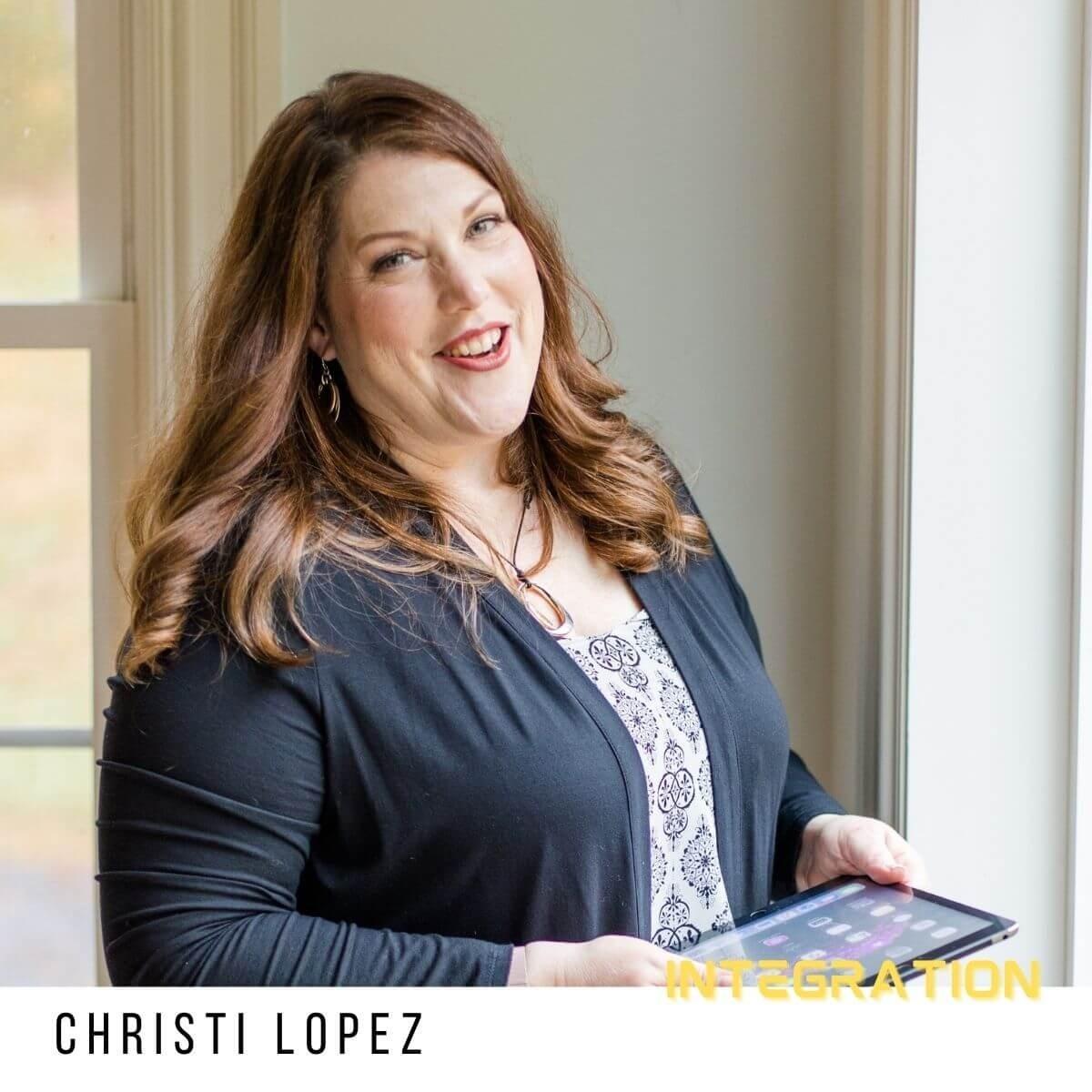 EMC Speaker - Christi Lopez