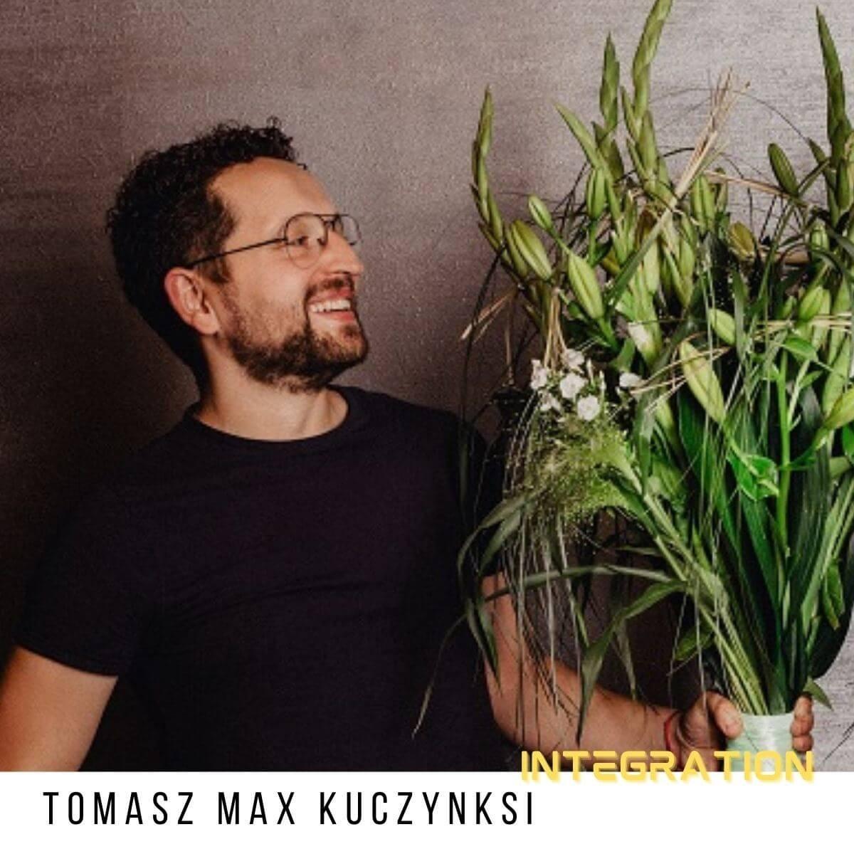 EMC Speaker - Tomasz Max Kuczynski