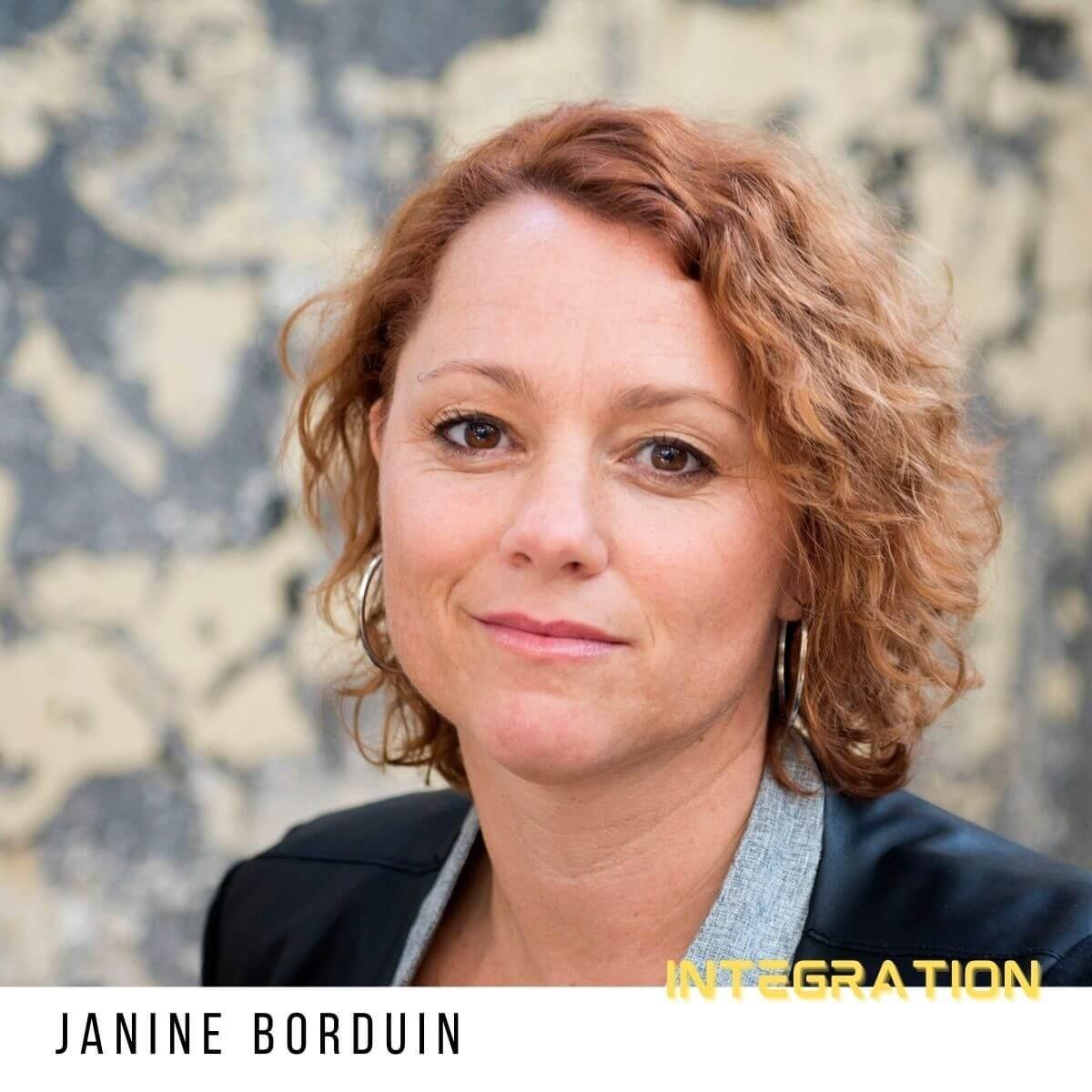 EMC Speaker - Janine Borduin