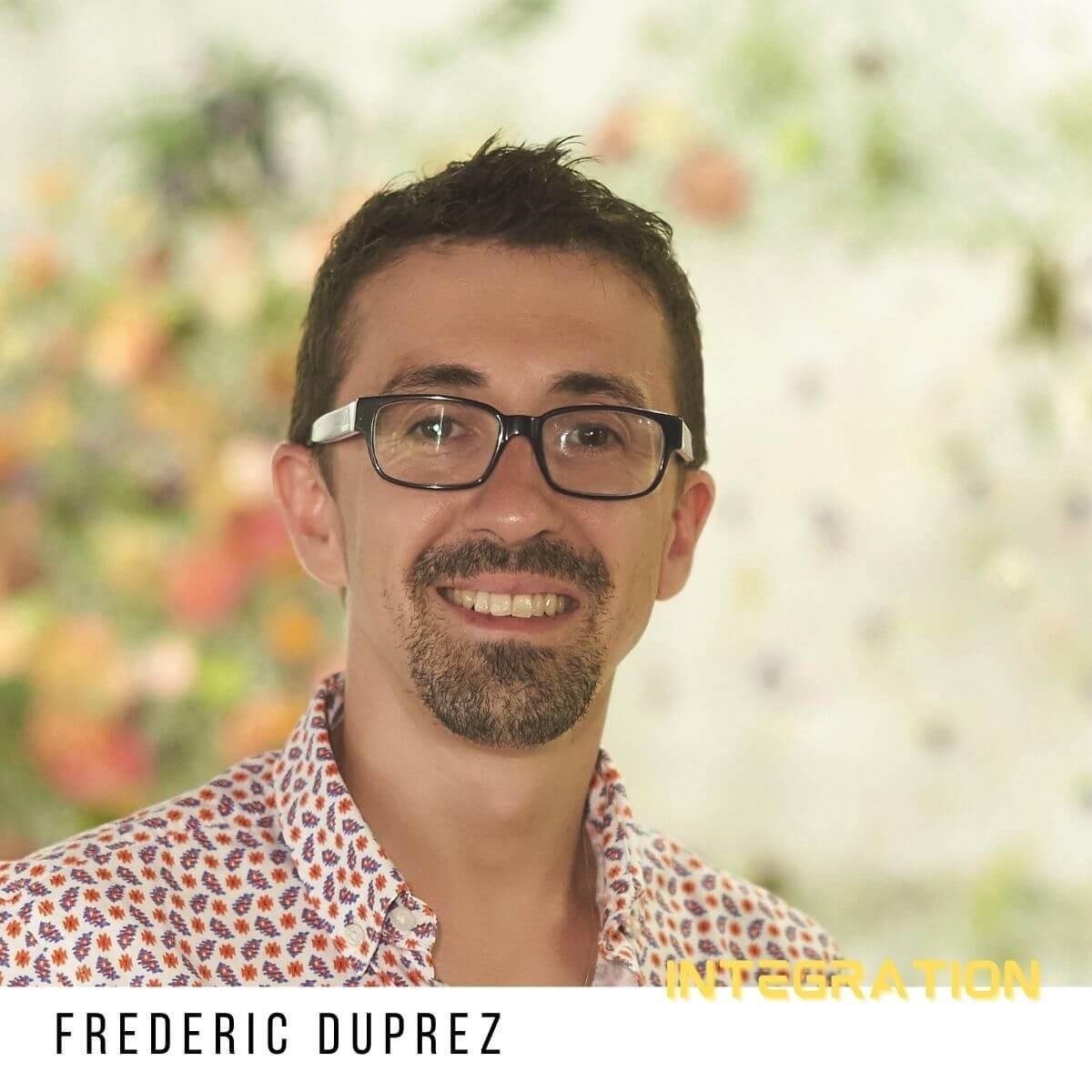 EMC Speaker - Frederic Duprez