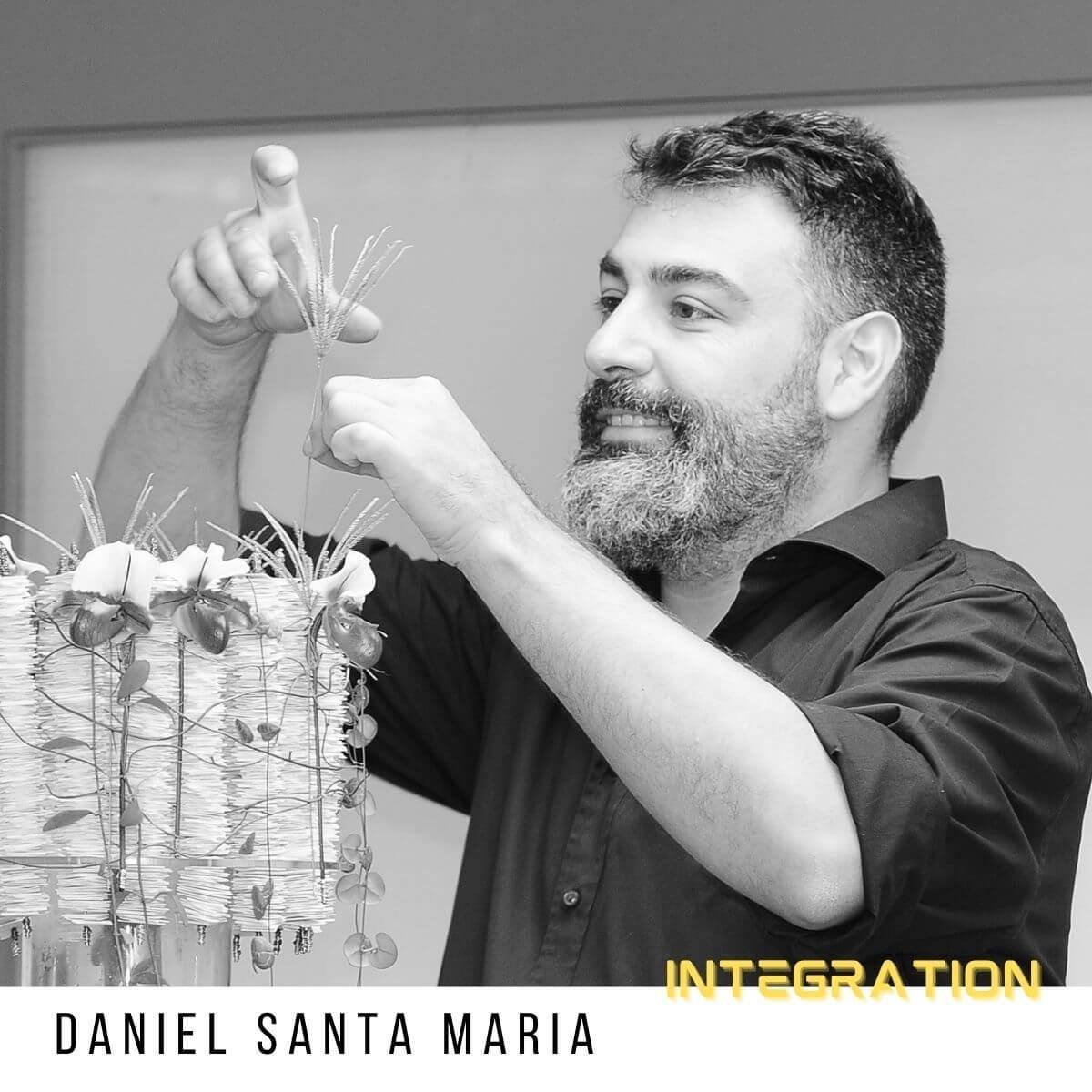 EMC Speaker - Daniel Santa Maria
