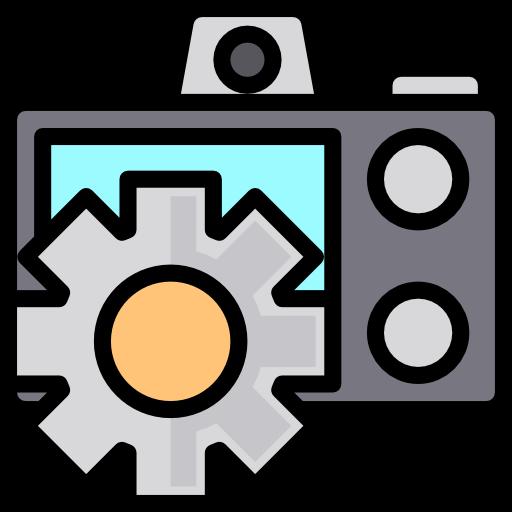 Camera Gear and Asset Management