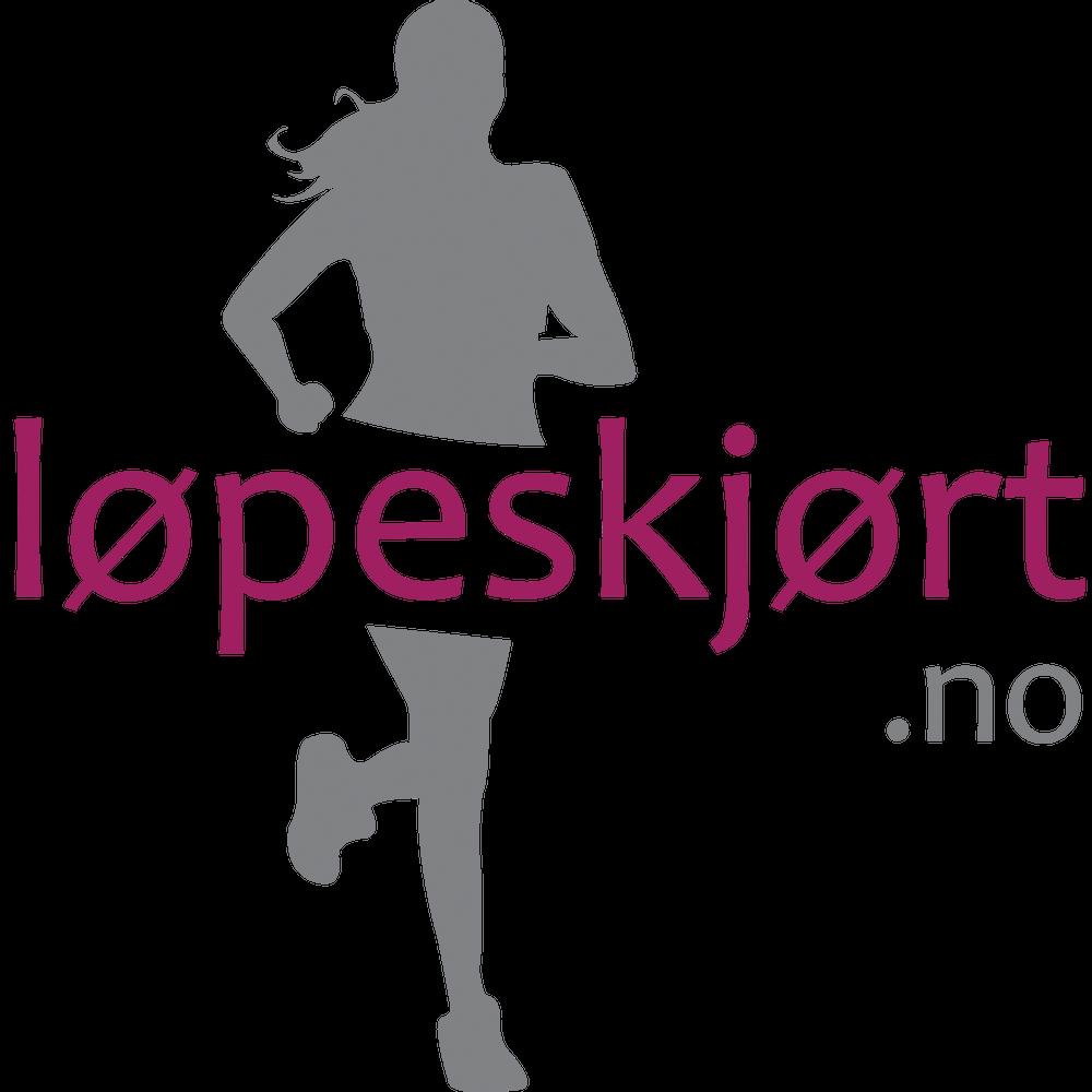 Logo Bli god på løping