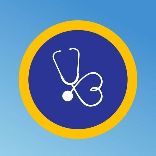 wellness for warriors in healthcare logo