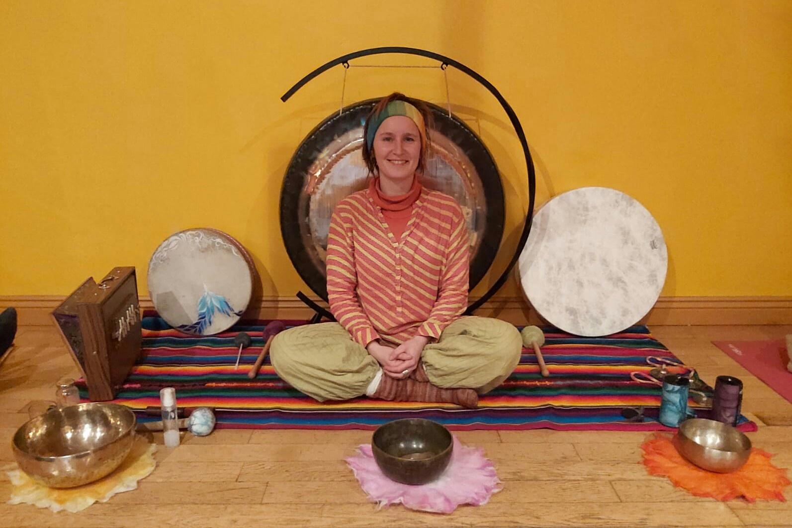 German Sound Healing Course