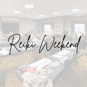 Reiki Weekend workshop