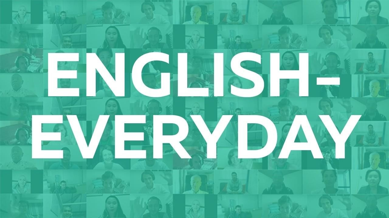 English-Everyday Speaking Course