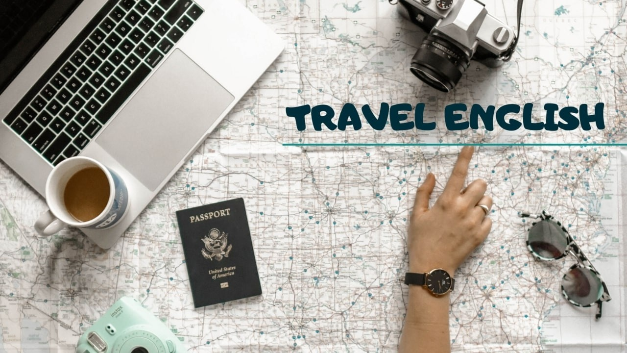 ENGLISH FOR TRAVEL