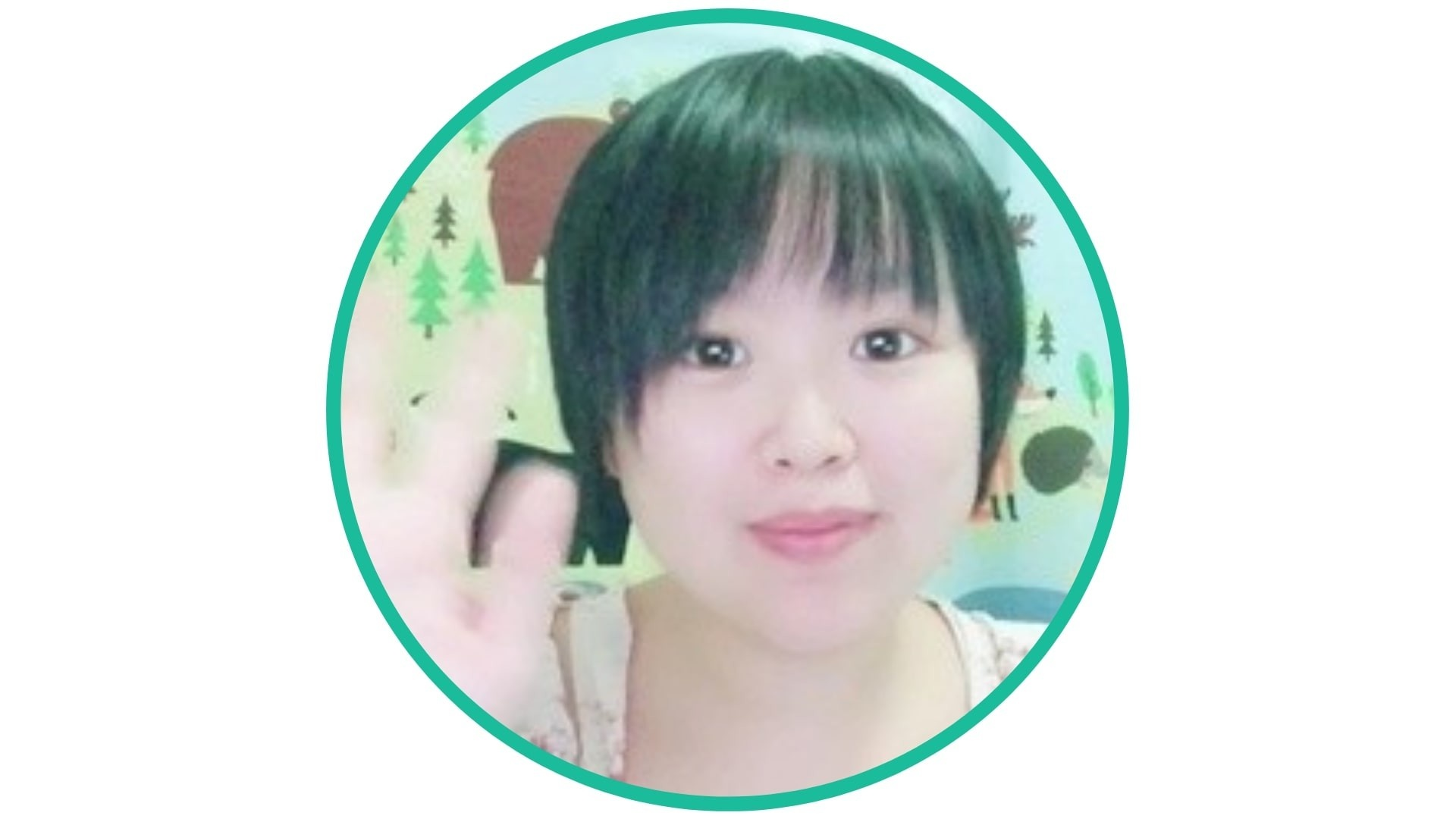 Clarie is the student from English-Everyday course