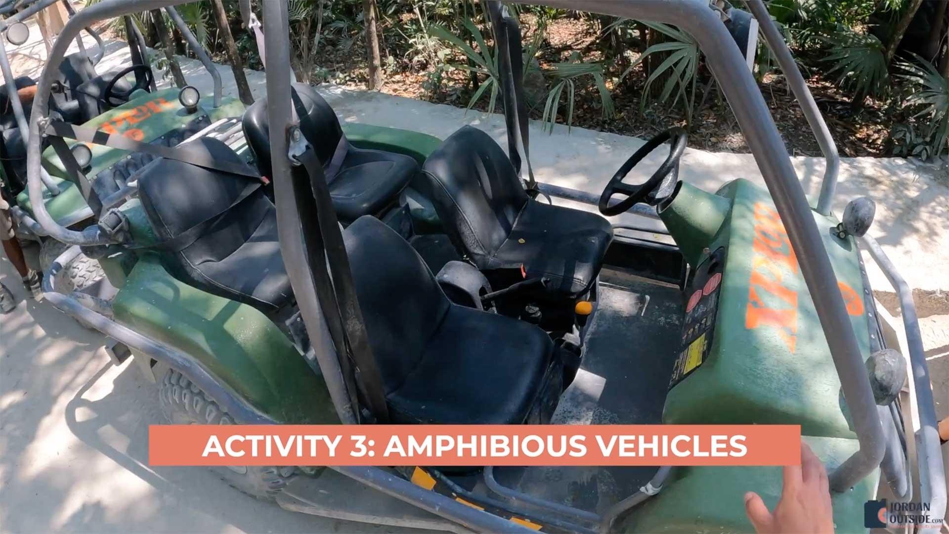 Xplor Amphibious Vehicles