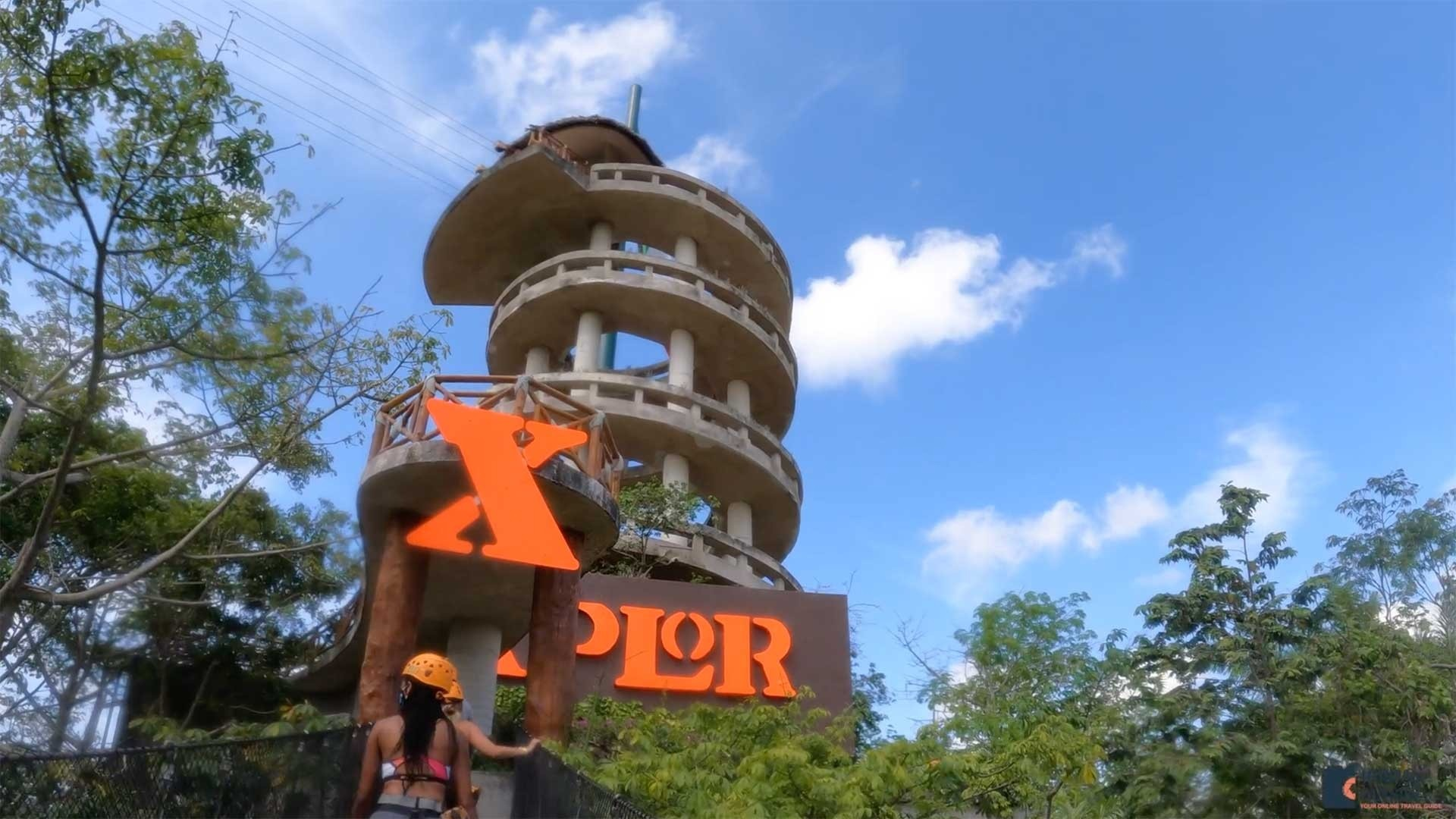 Xplor Park Spiral Tower