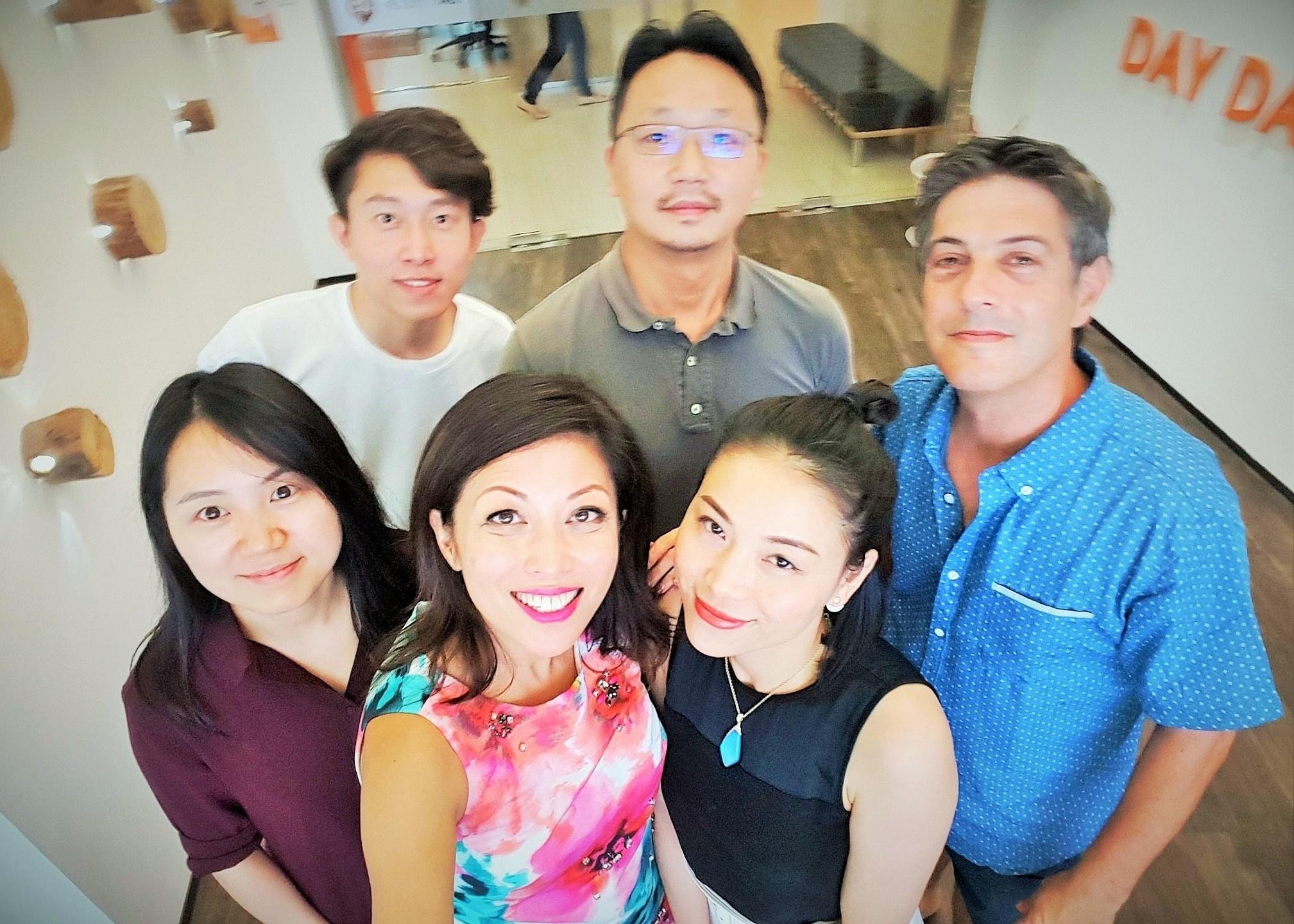 Joy Chen JOYOUS Asian American leadership development executive coach glass ceiling Asian Bosses Network