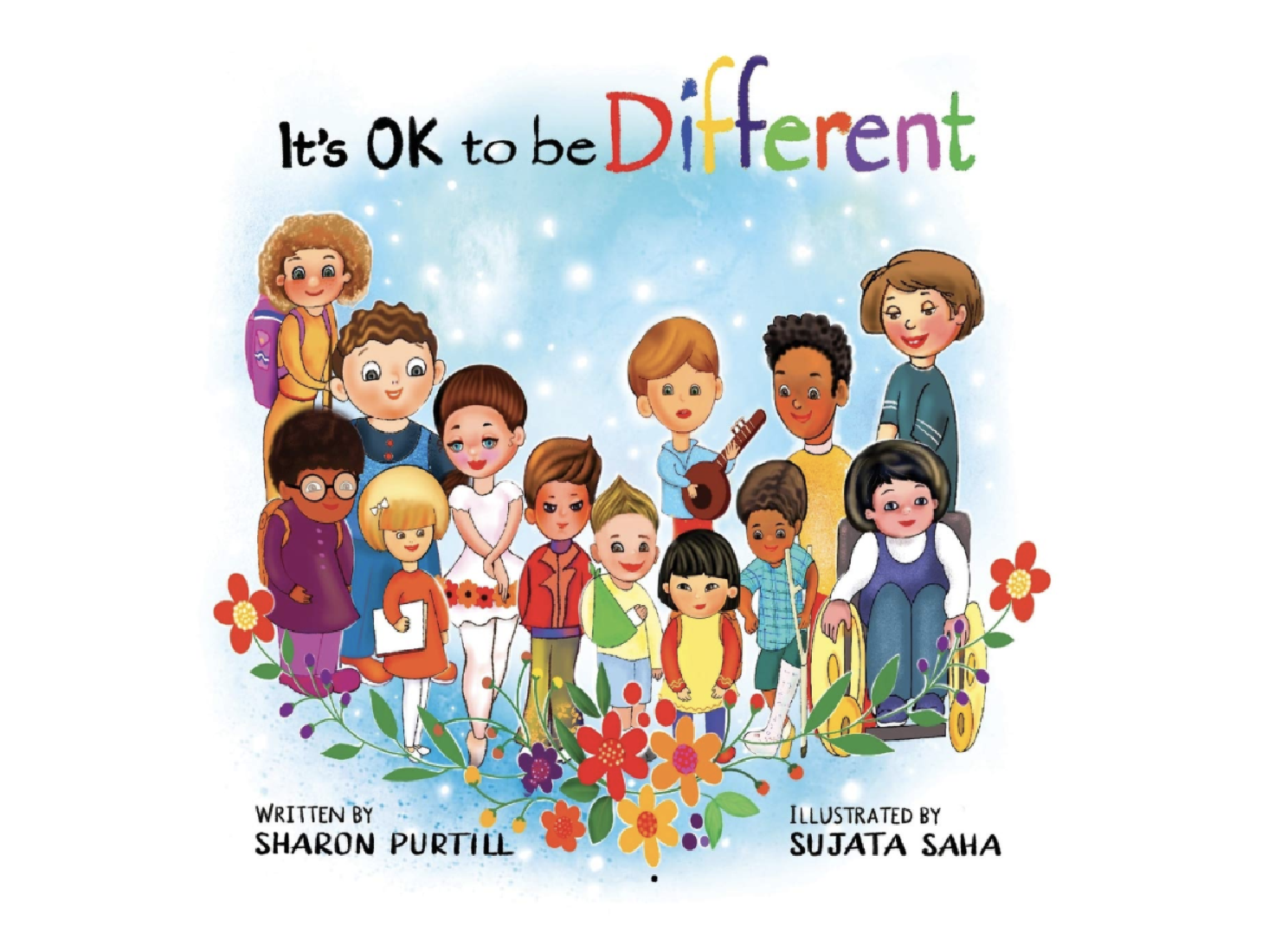 learning diversity and kindness picture book