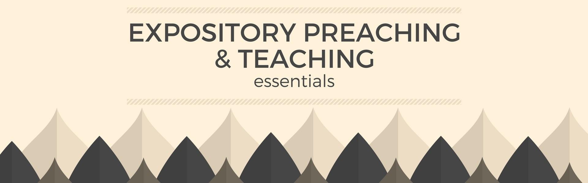 Essentials of Biblical Leadership Institute