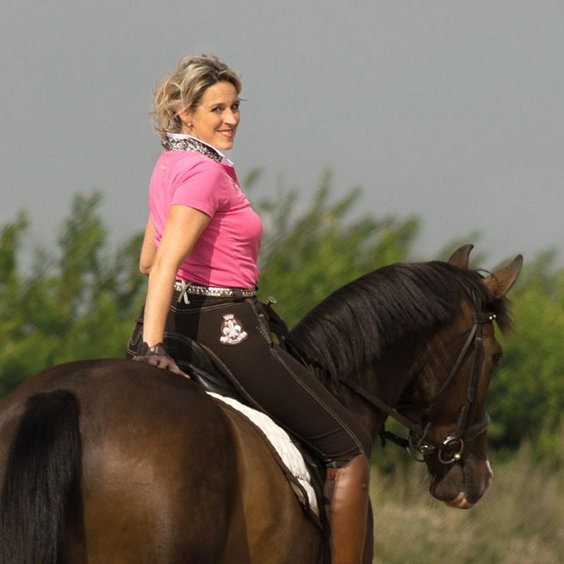 Ich freu mich auf Dich und Dein Pferd!