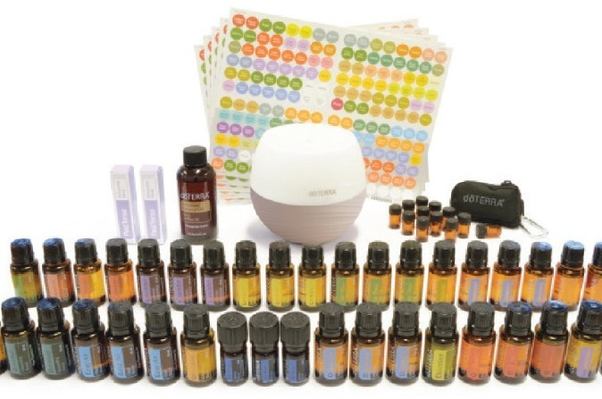 Oil Sharing Starter Pack - Simply Wellness Co NZ