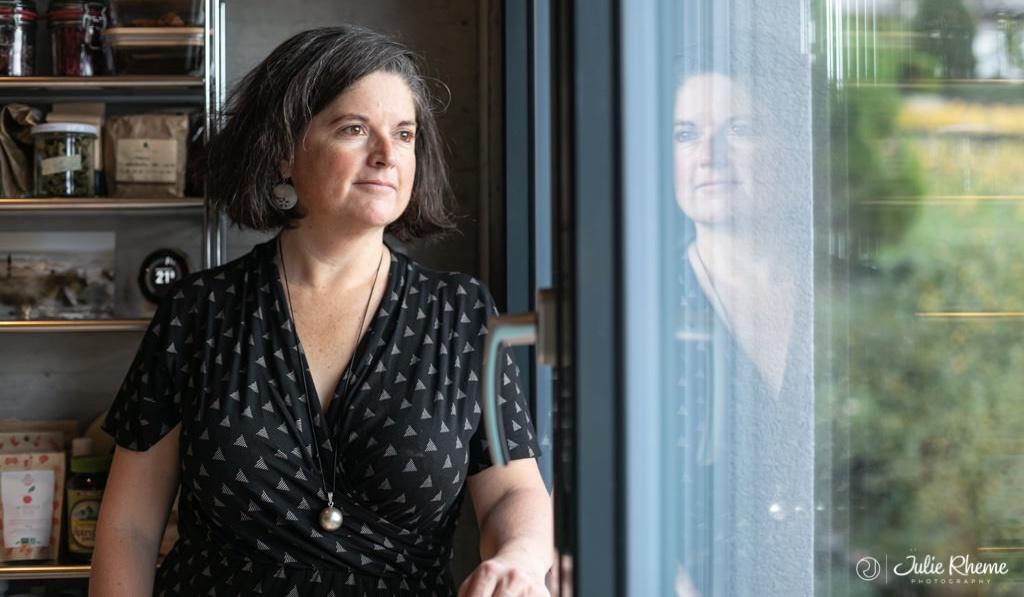 Portrait de Sylvie Ramel, participante au programme Let it Be