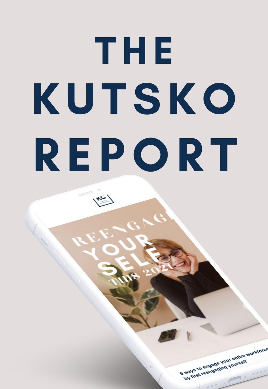 Subscribe to The Kutsko Report