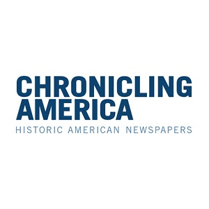 chronicling america logo