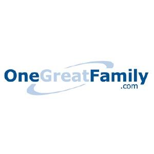 onegreatfamily logo