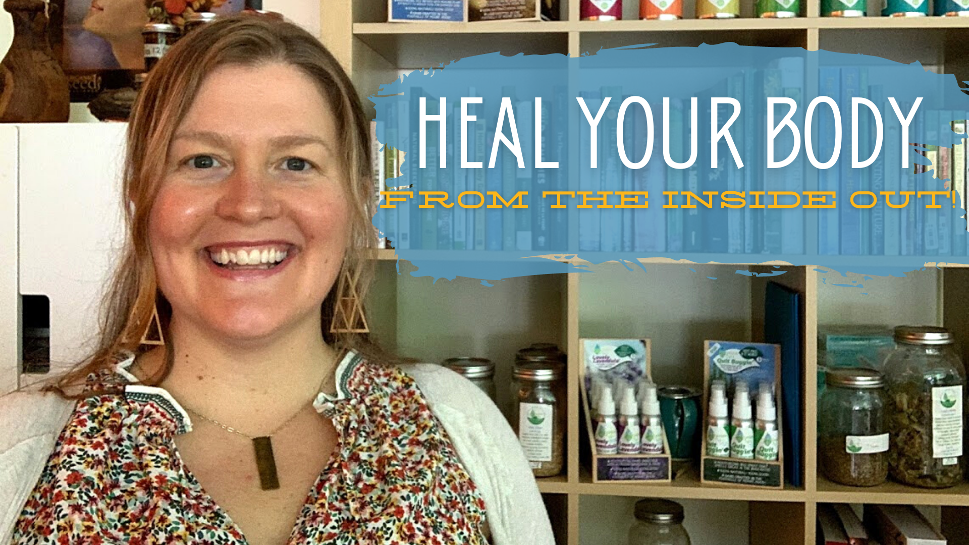 Mountain Mel's Heal Your Body From Pain and Inflammation