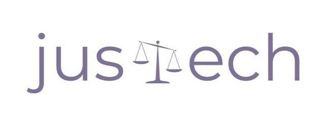 jusTech Logo