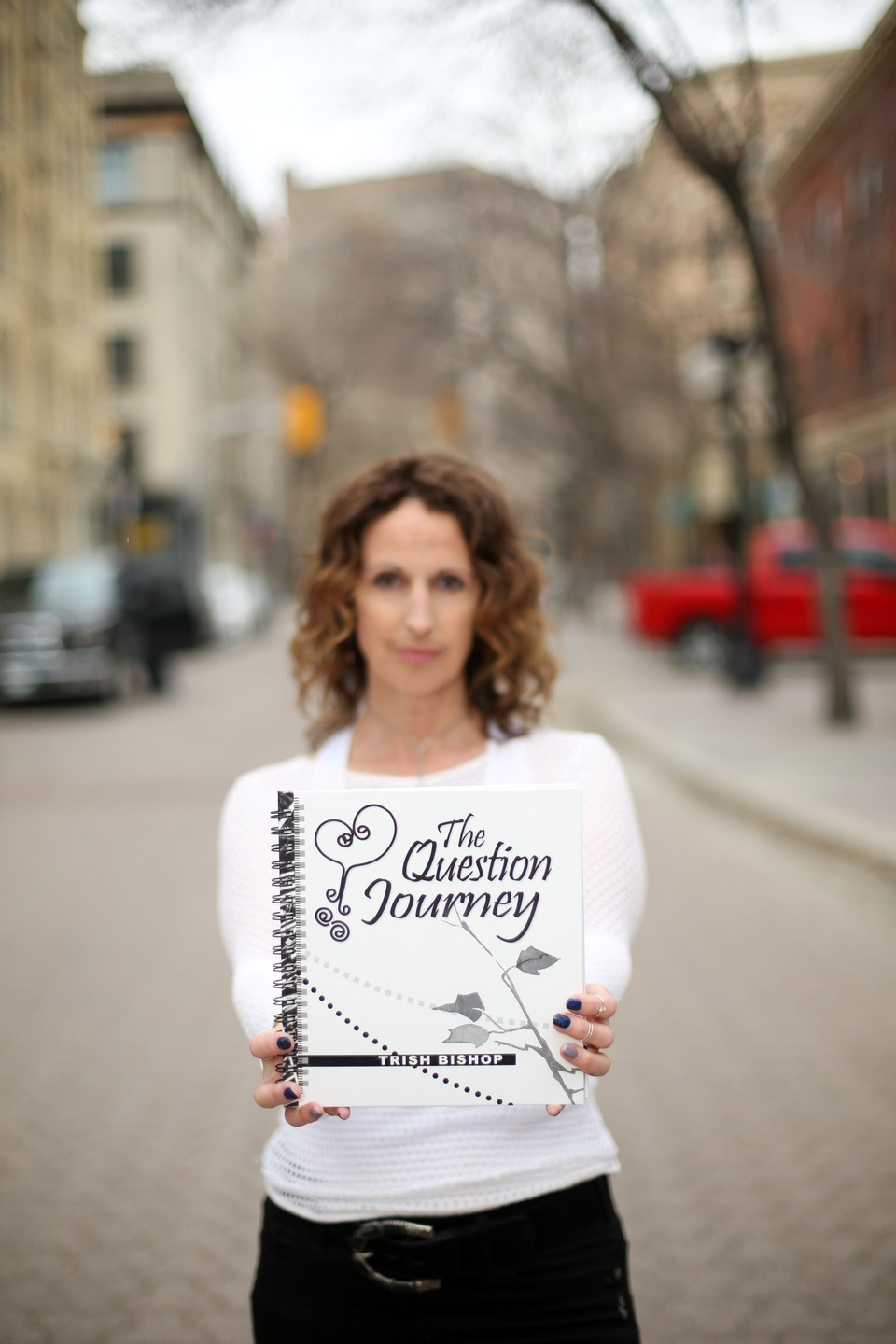 Trish Bishop, Author of The Question Journey