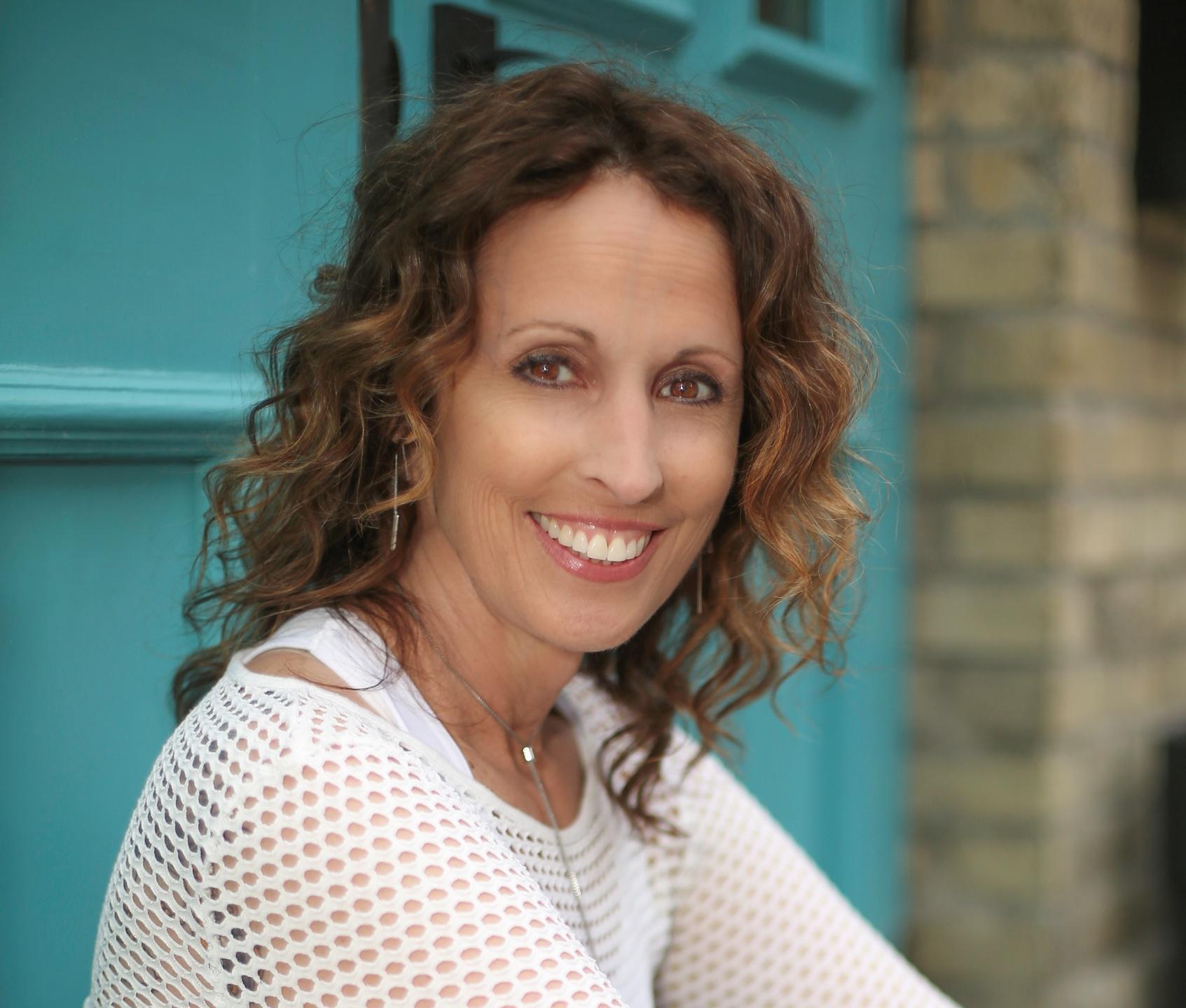Author, Trish Bishop