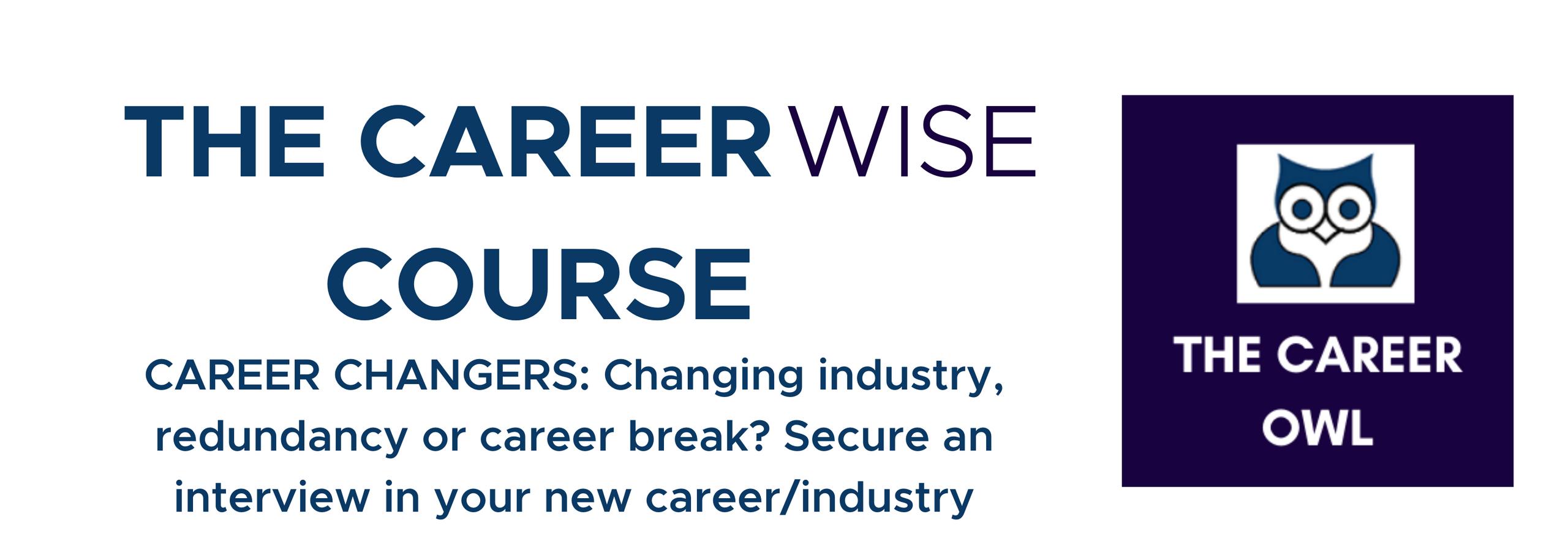 career support cv writing