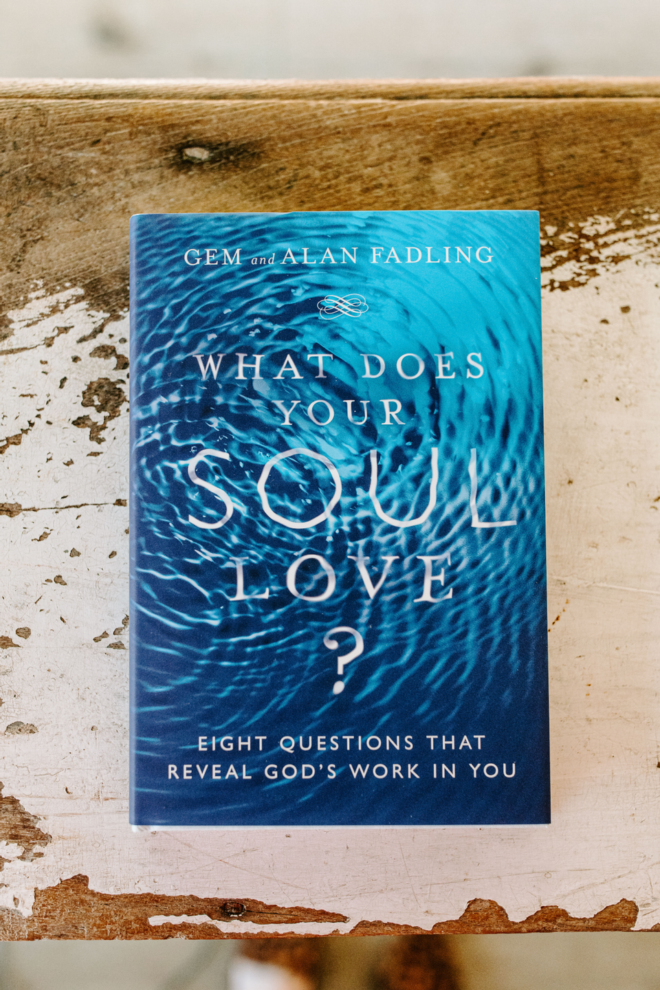 What Does Your Soul Love? book