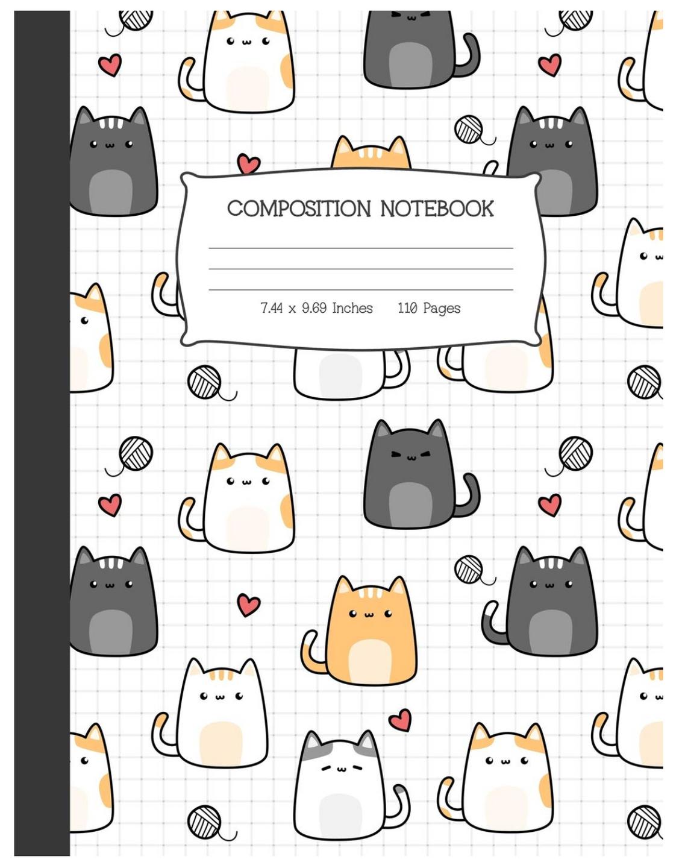 Unicorn Composition Notebook