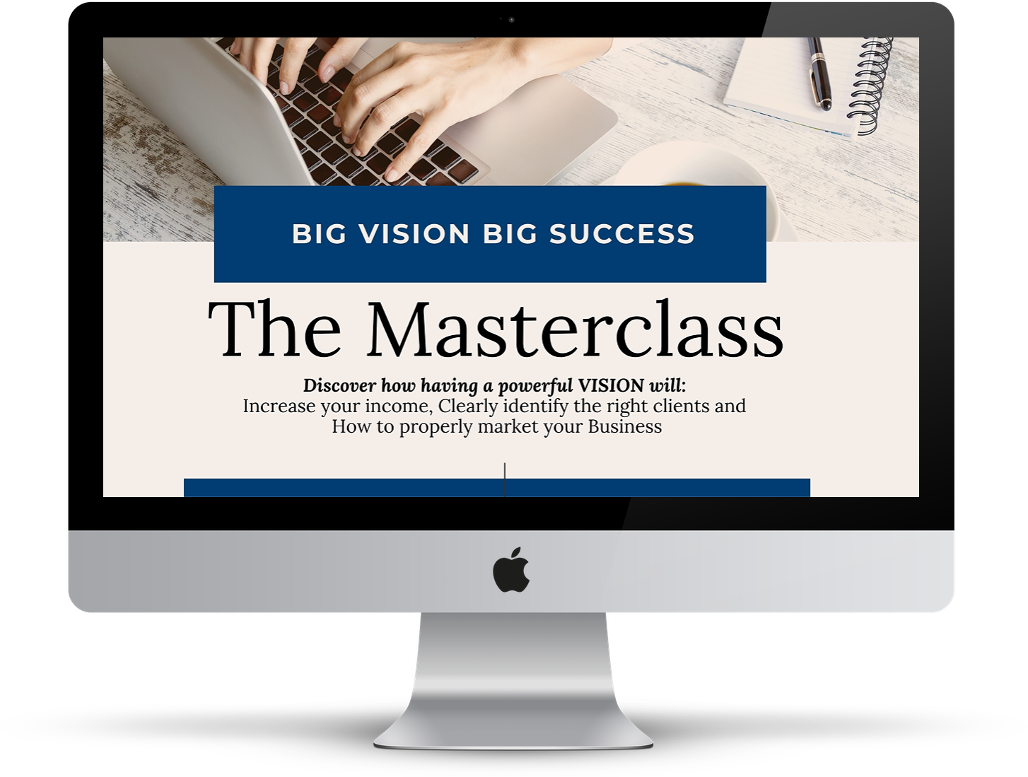 Big Vision Masterclass