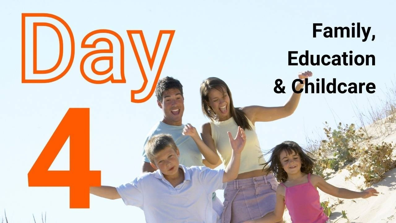 Family, Education, Childcare
