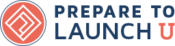 Prepare to Launch U logo