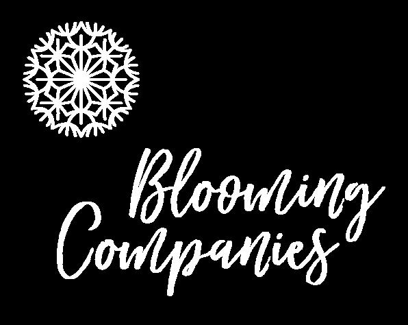 Logo Blooming Companies