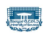 University of Sousse Logo