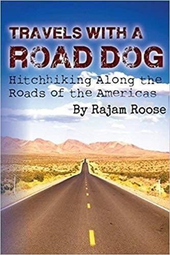 Cover of the book, Travels With A RoadDog