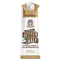 Califia Farms coffree cream