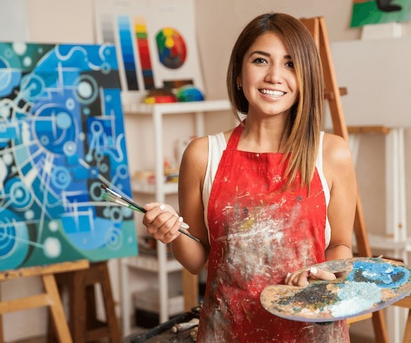 Hobby to full-time artist, click here to take the first step