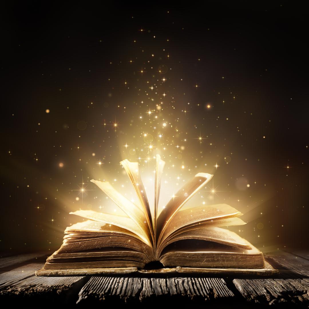 magic book of manifestation