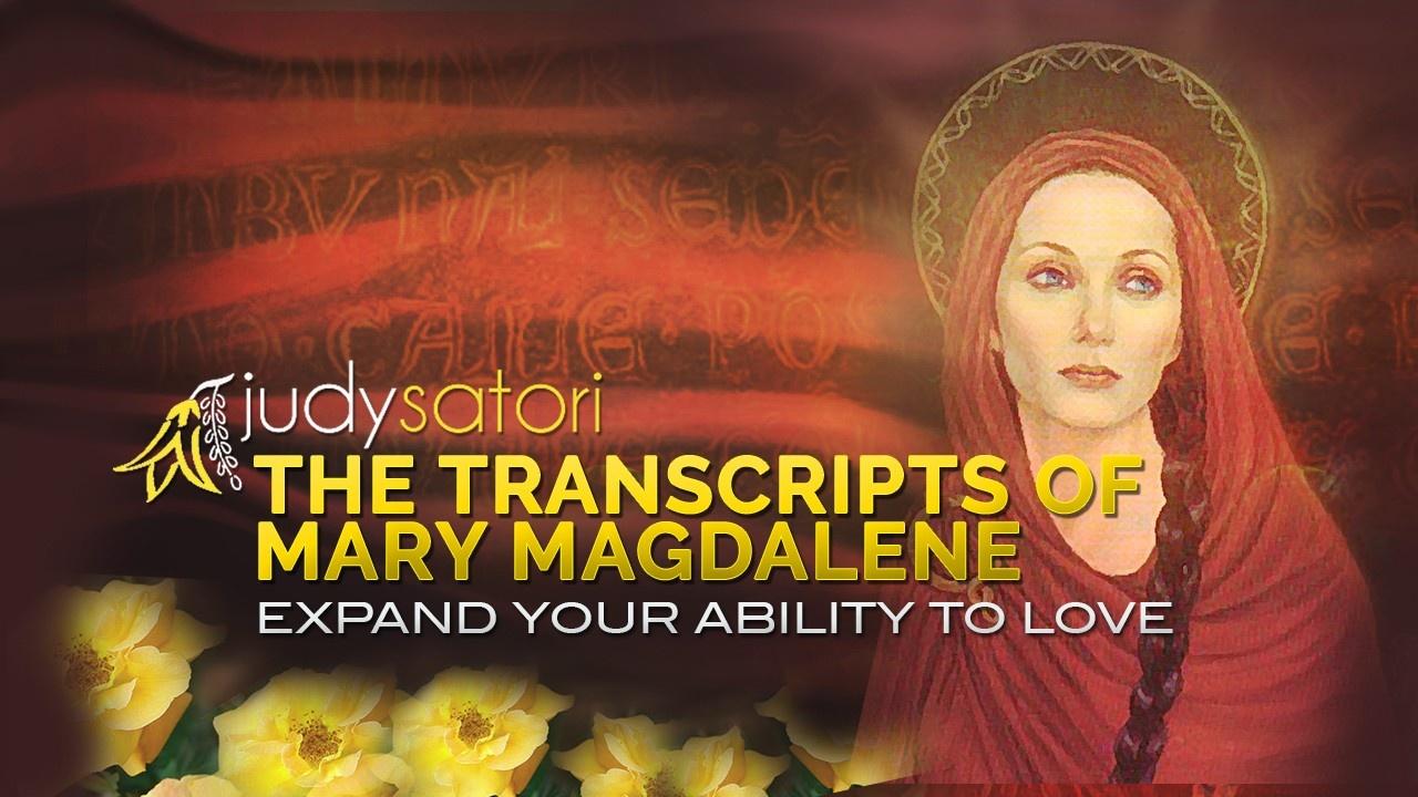 The Transcripts of Mary Magdelene