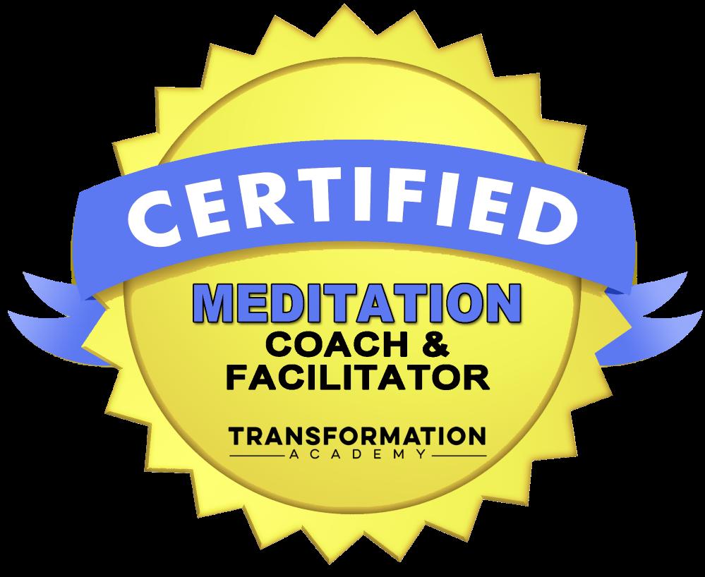 Certified Meditation Life Coach