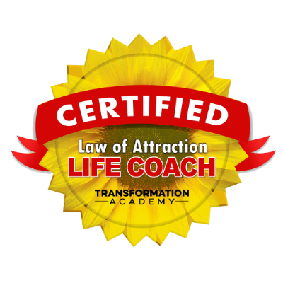 Certified Law of Attraction Life Coach