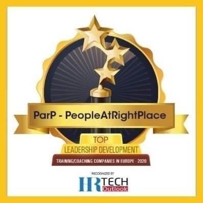 2020 Top European Leadership Development Company - PeopleAtRightPlace