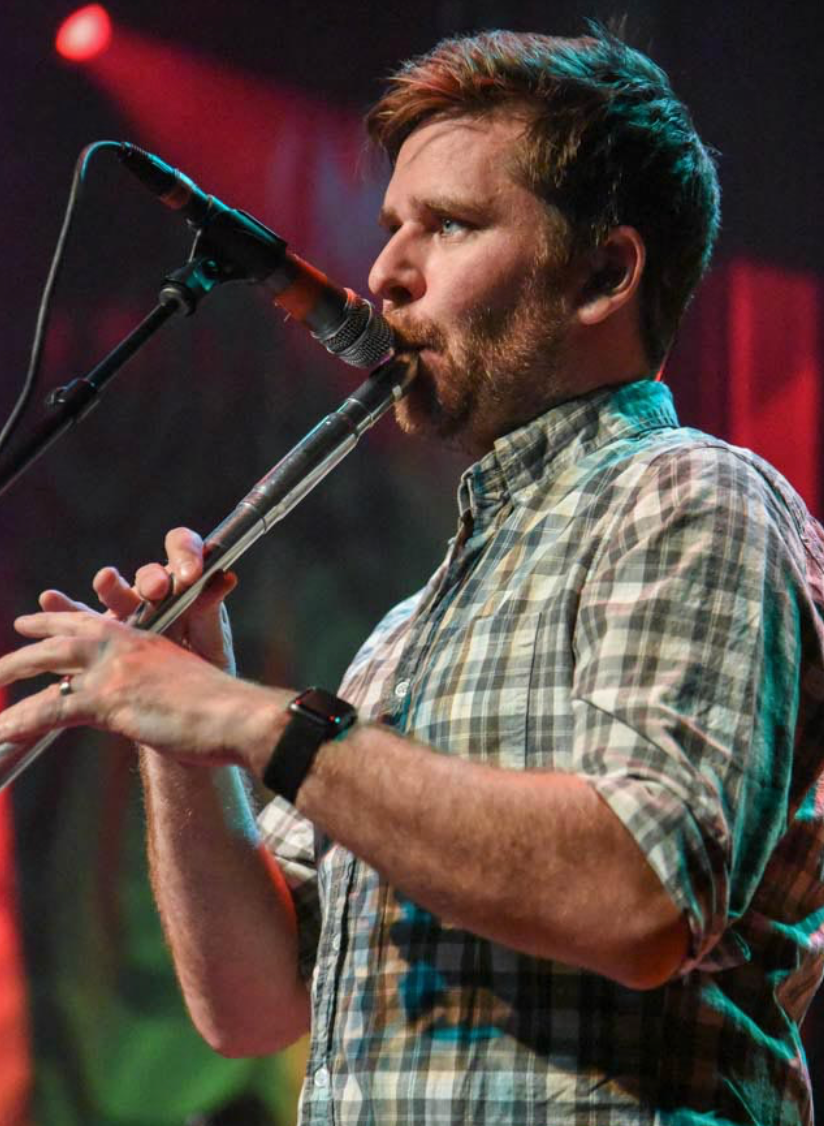 tin whistle Peter Purvis